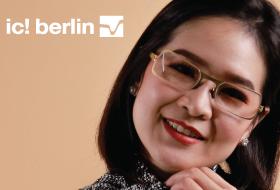 โปรโมชั่นกรอบแว่น ic! berlin พร้อมเลนส์แว่นตาโปรเกรสซีฟไอซอพติกเฉพาะบุคคลสำหรับกรอบแว่นโค้ง ISOPTIK Individual Multi Pro