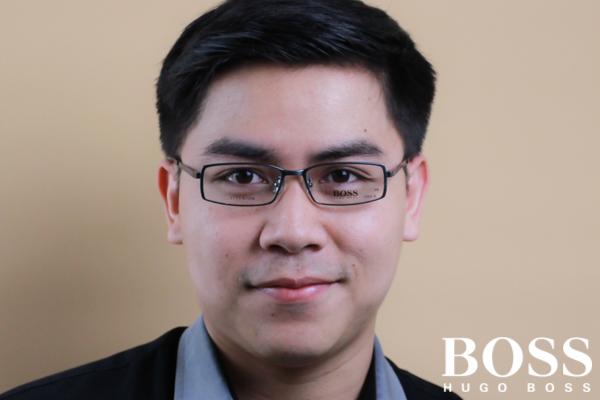 โปรโมชั่นกรอบแว่น BOSS พร้อมเลนส์แว่นตาโปรเกรสซีฟ ISOPTIK New Multi Pro 1.6