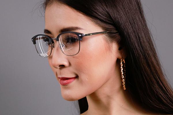 โปรโมชั่นกรอบแว่น EV Glasses พร้อมเลนส์แว่นตาโปรเกรสซีฟ ISOPTIK New Multi Pro 1.6