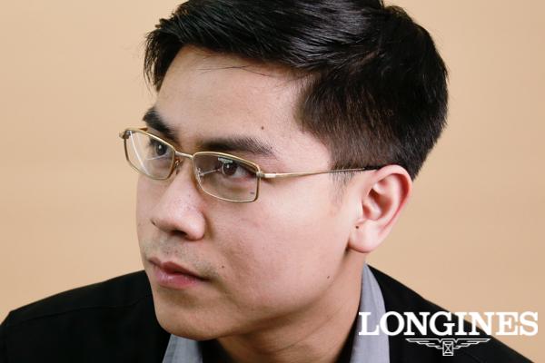 โปรโมชั่นกรอบแว่น LONGINES พร้อมเลนส์แว่นตาโปรเกรสซีฟ ISOPTIK New Multi Pro 1.6
