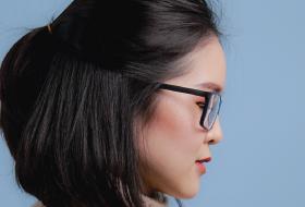 โปรโมชั่นกรอบแว่น PORSCHE DESIGN พร้อมเลนส์แว่นตาโปรเกรสซีฟ ISOPTIK New Multi Pro 1.6